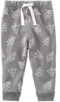 First Impressions Tree-Print Jogger Pants, Baby Boys (0-24 months), Created for Macy's