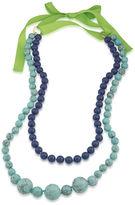 Trina Turk 2 Row Beaded Necklace