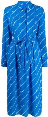 Parker Chinti & 'Ciao' print dress