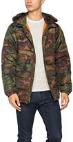 Vans Vans_Apparel Men's Woodcrest Mte Jacket,Medium
