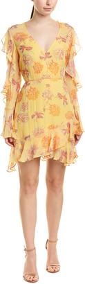 Talulah Cerulean Mini Dress