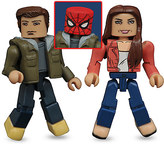 Disney Spider-Man: Homecoming Minimates Set - Peter Parker and May Parker