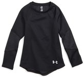 Under Armour Girl's Coldgear Infrared Shirt