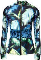 Matthew Williamson Palm Print Track Top Jacket
