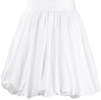 Philosophy di Lorenzo Serafini High-Waisted Flared Style Skirt