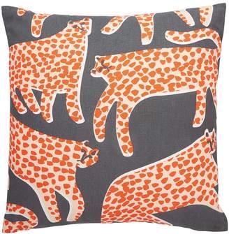 Habitat Cheetah Cushion