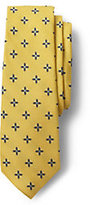 Classic Men's Silk Star Flower Neat Necktie-Turtle Fox