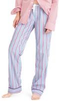 J.Crew Women's Candy Cane Pajama Pants