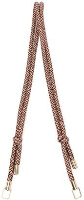 Valextra Transformer knot detail bag strap