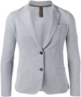 Eleventy two button blazer - women - Cotton/Nylon/Spandex/Elastane/Viscose - 40