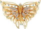 Jose & Maria Barrera Filigree Butterfly Pin