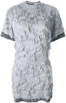 Carven textured short dress