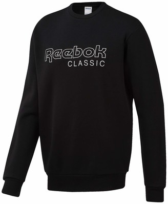 Reebok Classics Men's Fleece Crew Sweater