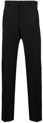 Fendi Side Logo Wool Trouser