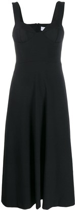 Chalayan sleeveless midi dress