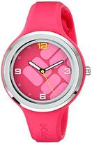 Columbia Women's CA017-610 Escapade Gem Analog Display Quartz Pink Watch