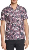 Ted Baker Bloflo Regular Fit Button-Down Shirt - 100% Exclusive