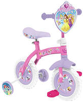 Disney Princess 10 Inch Kids Training Bike