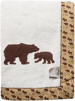 Trend Lab TREND LAB, LLC Bear Receiving Blanket