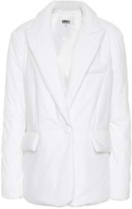 MM6 MAISON MARGIELA Padded-cotton blazer