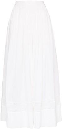Mimi Prober Salter maxi skirt