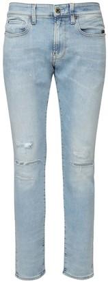 G Star Skinny Cotton Denim Jeans