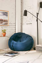 Urban Outfitters Exposed Seam Bean Bag Chair