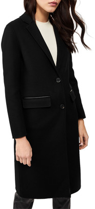 Mackage Hens Long Wool Coat