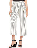 Antonio Melani Nelly Striped Crepe Pant