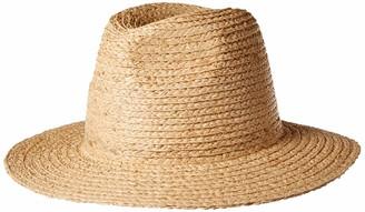 Michael Stars Women's Azalea Wide Brim Fedora Hat