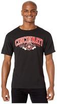 Champion College Cincinnati Bearcats Jersey Tee (Black) Men's T Shirt