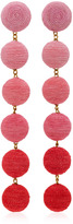 Rebecca de Ravenel Six Drop Ombre Earrings