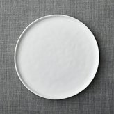 Crate & Barrel Mercer Dinner Plate