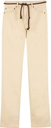Nanushka Ilya Slim Fit Jeans