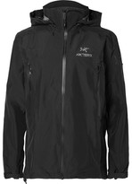 Arc'teryx Theta Ar Gore-tex Shell Mountain Jacket - Black