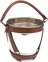 Houseology Life Of Riley Leather Wine Cooler