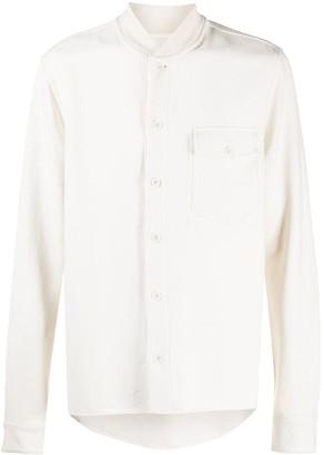 YMC Knitted Shirt-Jacket
