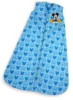 Disney Medium Mickey Mouse Wearable Blanket in Blue