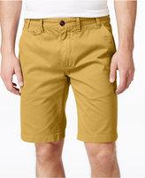 Barbour Men's Neuston Twill Flat-Front Shorts