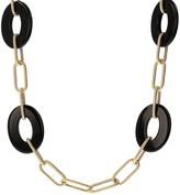 "Arte D'oro Arte d' Oro Gemstone Station 30"" Necklace, 18K Gold"