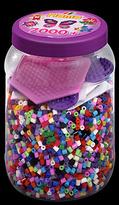 Hama beads 7000 Beads and Pegboard Tub