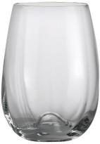 Oneida Grace Stemless Wine Glasses - Set of 4