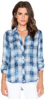 Bella Dahl Long Sleeve Button Up Top