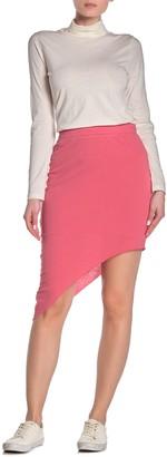 Frank And Eileen Short Asymmetrical Skirt