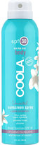 Coola Eco-Lux SPF 30 unscented sunscreen spray 237ml