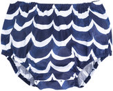 Tartine et Chocolat waves print bloomers