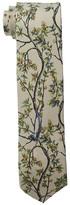 Dolce & Gabbana Nature Patterend Classic Silk Tie