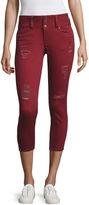 YMI Jeanswear Cropped Pants-Juniors