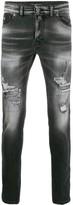 John Richmond Delnorte skinny jeans