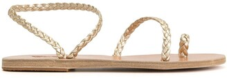Ancient Greek Sandals Eleftheria flat sandals